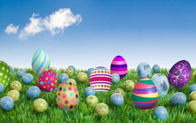 Who Doesn't Love An Easter Egg Hunt?
